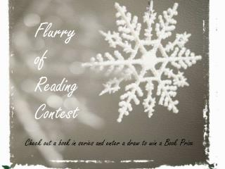 Flurry of Reading Contest