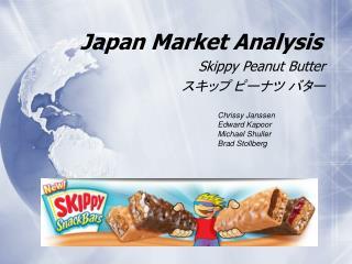 Japan Market Analysis