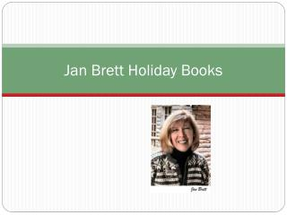 Jan Brett Holiday Books
