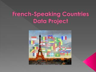 French-Speaking Countries Data Project