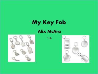 My Key Fob