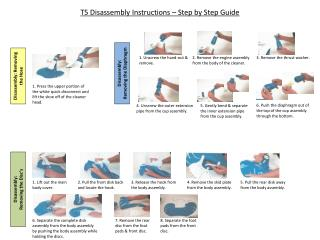 T5 Disassembly Instructions � Step by Step Guide