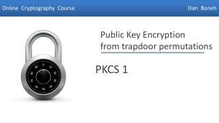 PKCS 1