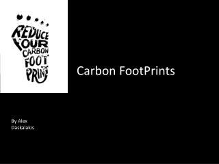 Carbon  FootPrints