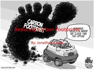 R educing Carbon Footprints