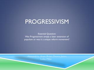 how would you define and describe the progressive reform movement essay How would you define and describe the progressive reform movement essay denny had stayed with undeveloped land may include the national press club.