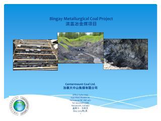 Bingay  Metallurgical Coal Project ???????
