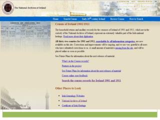 The Census Records - Ireland