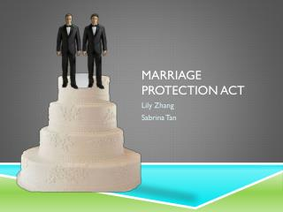Marriage Protection Act