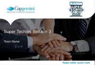 Super Techies Season 3