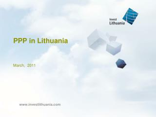 PPP in Lithuania