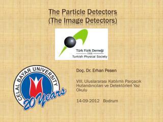 The  Particle  Detectors  (The Image Detectors)
