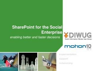SharePoint  for the Social  Enterprise
