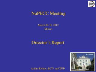 NuPECC Meeting