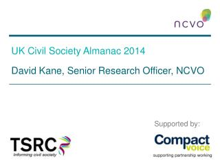 UK Civil Society Almanac 2014