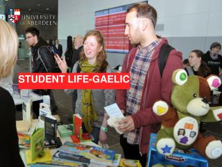 STUDENT LIFE-GAELIC