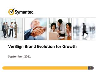 VeriSign Brand Evolution for Growth