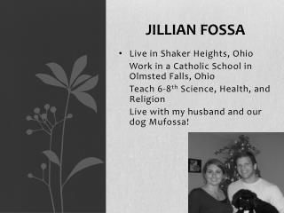 Jillian Fossa