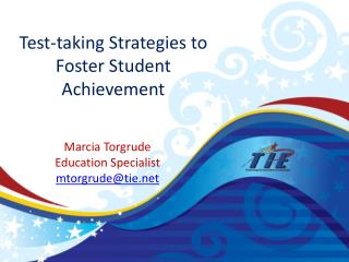Test-taking Strategies to Foster Student Achievement