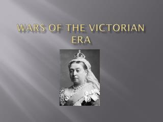 Wars of the Victorian era