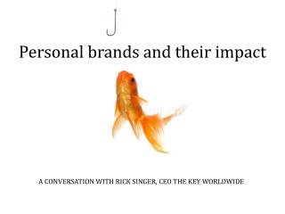 Personal brands and their impact