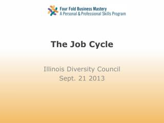 The Job Cycle