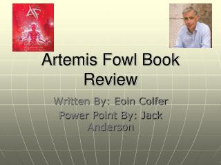 Artemis Fowl Book Review