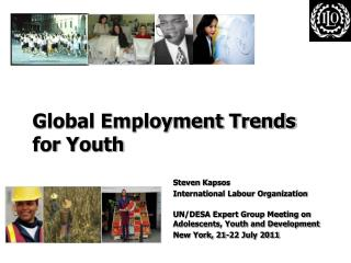 Global Employment Trends for  Youth