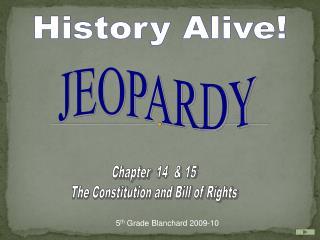 History Alive!