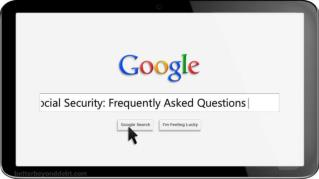 ppt 25881 Social Security Frequently Asked Questions