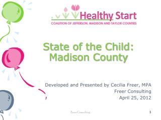 State of the Child: Madison County