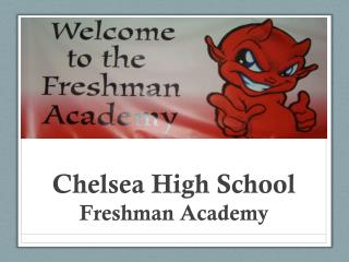 Chelsea High School Freshman Academy