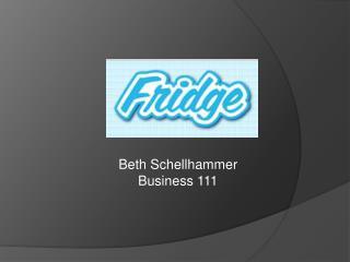Beth  Schellhammer Business 111
