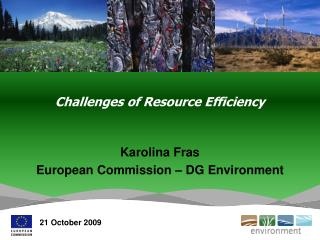 Challenges of Resource Efficiency