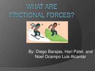 What are frictional forces?