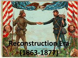 reconstruction's failure to bring social and Evaluating reconstruction as the civil war was drawing to a close in 1865, president lincoln began making plans for the physical, economic, social and political rehabilitation of a region marked by four years of war and 200 years of racism republicans in the federal government felt responsible for restoring public.