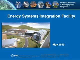 Energy Systems Integration Facility