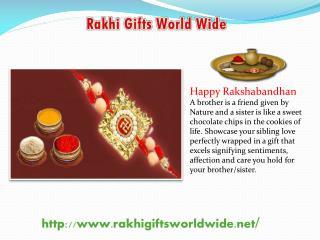 Rakhi Gifts to Ahemedabad