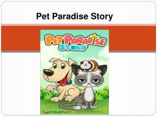 Pet Paradise Story