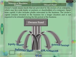 Owner's Fund
