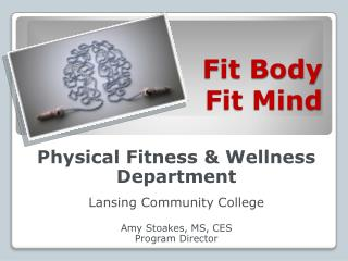 Fit Body Fit Mind