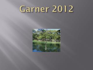 Garner 2012