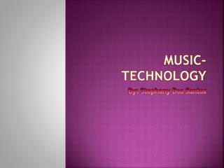 Music-Technology