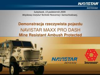 Sulejówek, 13 październik 2009. Wojskowy Instytut Techniki Pancernej i Samochodowej,