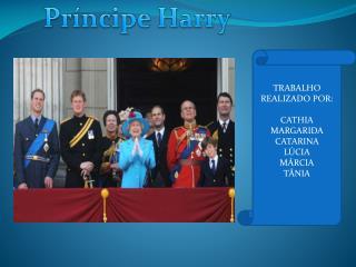 Pr�ncipe Harry