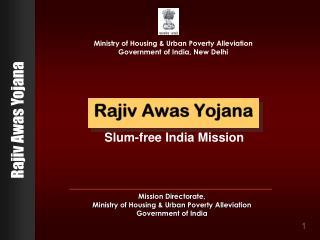 Rajiv Awas Yojana