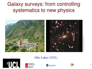 Galaxy surveys: from controlling systematics to new physics