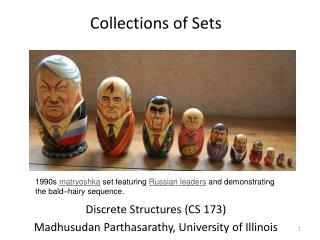Collections of Sets
