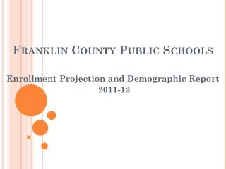 Franklin County Public Schools