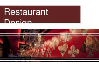 Restaurant Design A Selection of Inspirational Photos Tiffany Agam